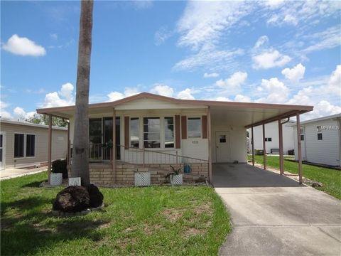 4838 Baker Ave Zephyrhills FL 33541