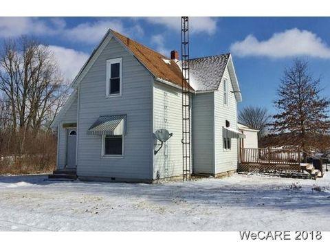 1380 N Phillips Rd, Harrod, OH 45850