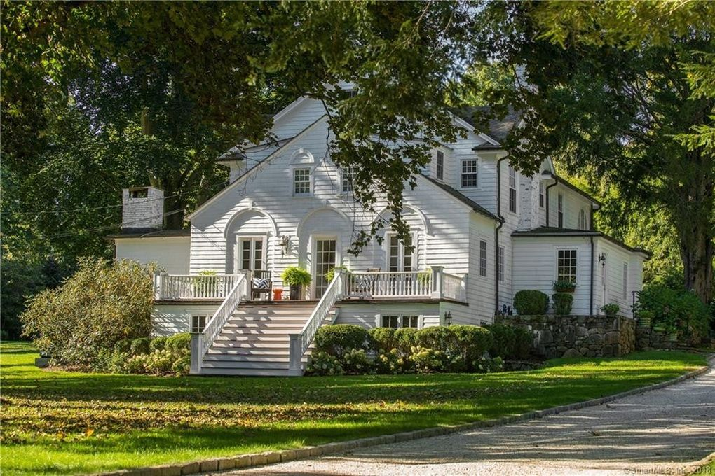 New Canaan Connecticut Property Records