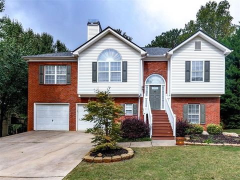 6354 Autumn View Pt Nw Acworth GA 30101