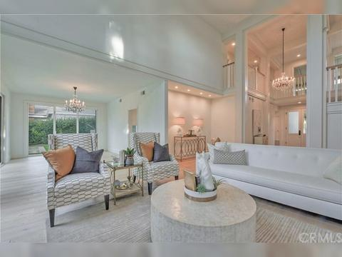 35 Rue Fontainbleau Newport Beach Ca 92660 House For