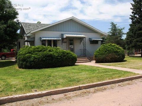 402 N Washington Ave, Fleming, CO 80728