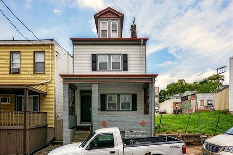 4607 Carroll St, Bloomfield, PA 15224
