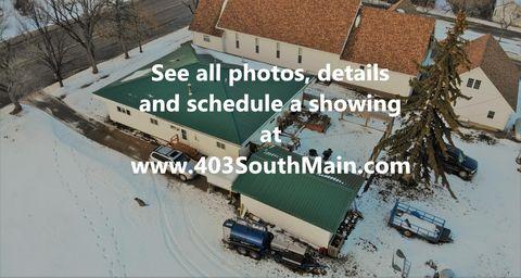 403 S Main St, Crosby, ND 58730