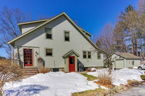 777 Worcester St, Wellesley, MA 02481