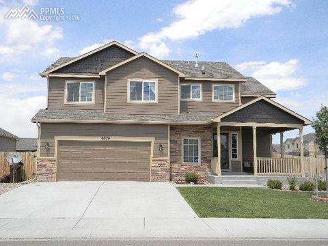 6326 Dancing Star Way, Colorado Springs, CO 80911
