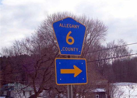 V/L Co Rd # 6, Clarksville, NY 14786