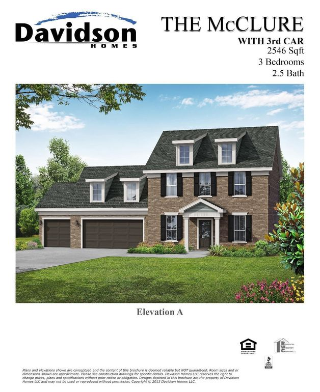 2416 Bull Rush Ln Lot 65, Murfreesboro, TN 37128