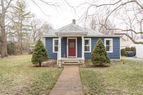 2434 Tremmel Ave, Ann Arbor, MI 48104
