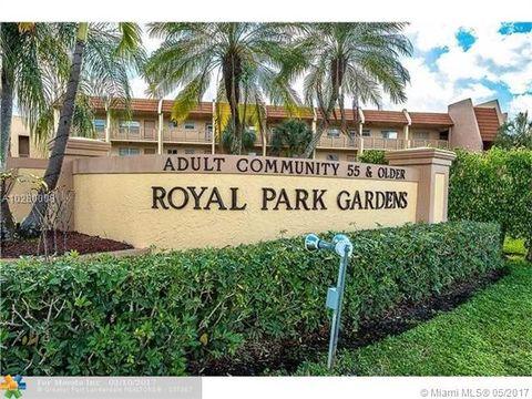 Royal Palm Gardens, Pompano Beach, Fl Apartments For Rent