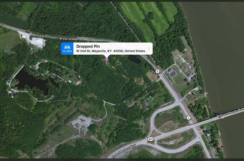 Route 8, Maysville, KY 41056