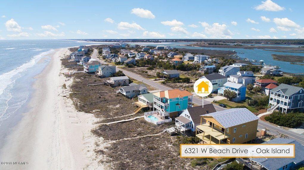 6321 W Beach Dr Oak Island Nc 28465