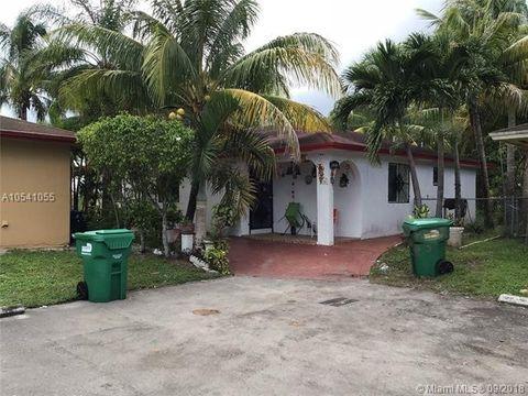 Miami Gardens, FL 33055. House For Sale