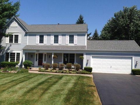 930 Saratoga Pkwy, Sleepy Hollow, IL 60118