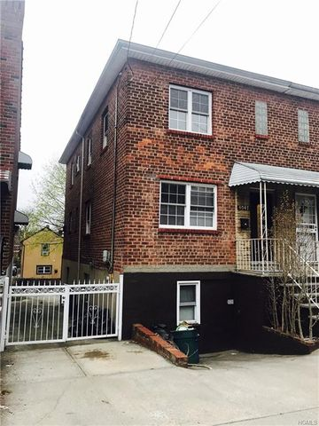 Photo of 4047 Wilder Ave, Bronx, NY 10466