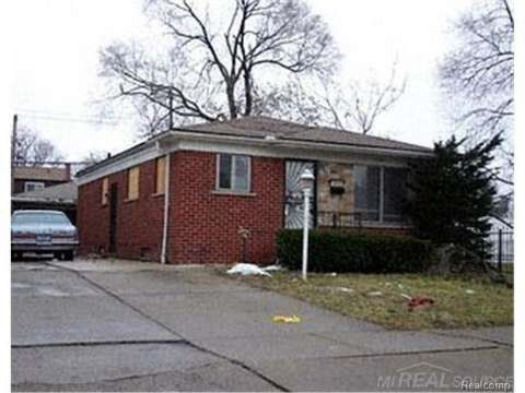 13916 rutherford st detroit mi 48227 home for sale and real estate listing