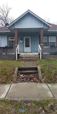 Photo of 1414 N Tuxedo St, Indianapolis, IN 46201