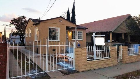 Photo of 718 W 53rd St, Los Angeles, CA 90037