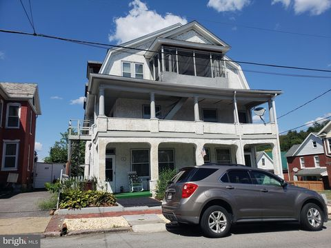 Photo of 4 Browning St, Cumberland, MD 21502