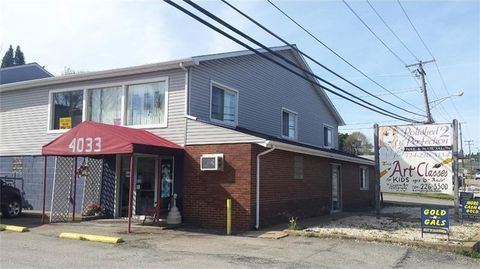 4033 Freeport Rd, Natrona Hts Harrison Township, PA 15065