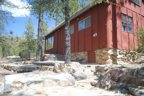 46 S Summer Homes Dr, Crown King, AZ 86343