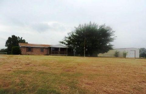 18313 N County Road 3015, Lindsay, OK 73052