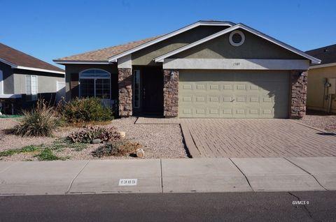 1385 S Graham Ln, Safford, AZ 85546