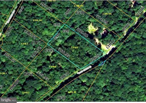 Trout Stream Rd, Lost River, WV 26810