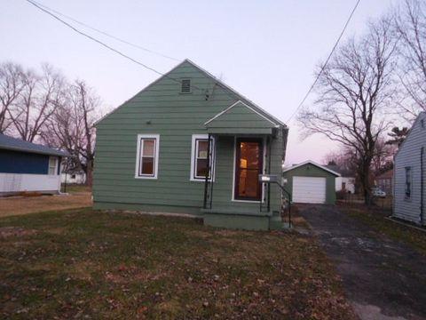 1310 N Franklin St, Robinson, IL 62454