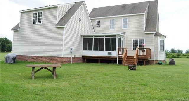 Beautiful 17799 Rolling Meadows Dr, Amelia Court House, VA 23002