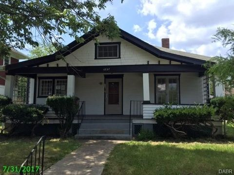 1837 S Fountain Ave, Springfield, OH 45506