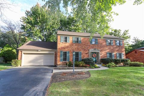 11355 Marlette Dr, Sycamore Township, OH 45249