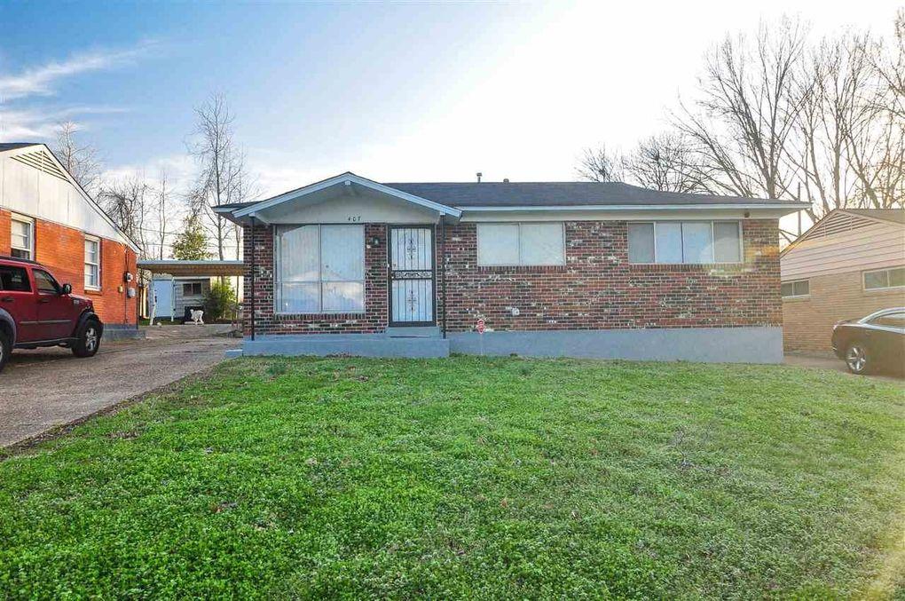 407 Argo Ave, Memphis, TN 38109