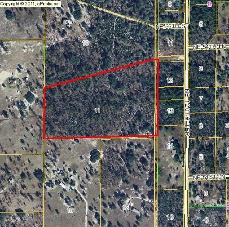 Ne 120th Ter Williston FL 32696 Land For Sale and Real Estate