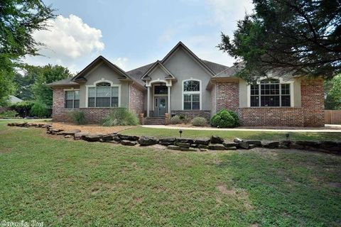 233 woodward rd greenbrier ar 72058 home for sale and