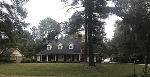 Milledgeville GA Real Estate