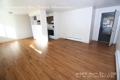 Photo of 4385 Hoyt St Apt 106, Wheat Ridge, CO 80033