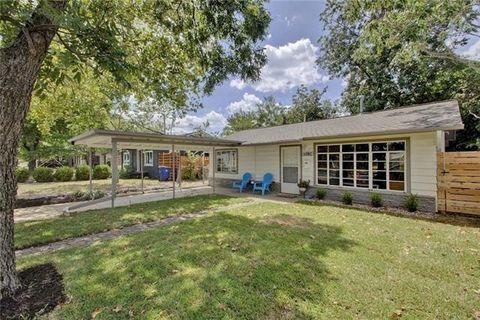 5102 Grover Ave, Austin, TX 78756