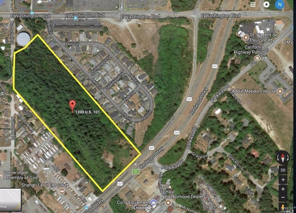 1200 N Us 101 Hwy Crescent City CA 95531 Land For Sale and Real