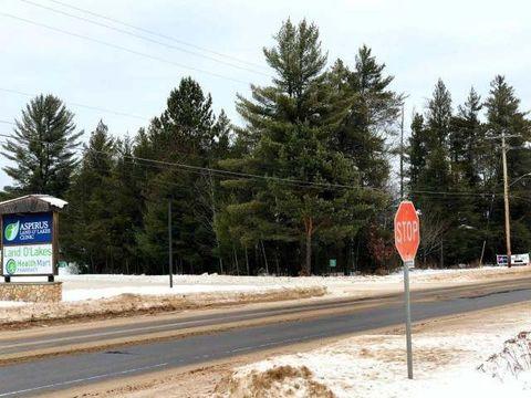 4332 County Road B, Land O Lakes, WI 54540