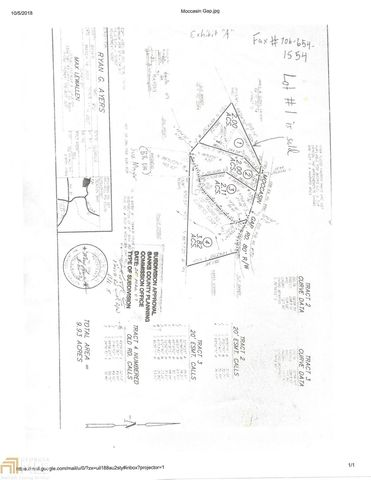 Lula Ga Land For Sale Real Estate
