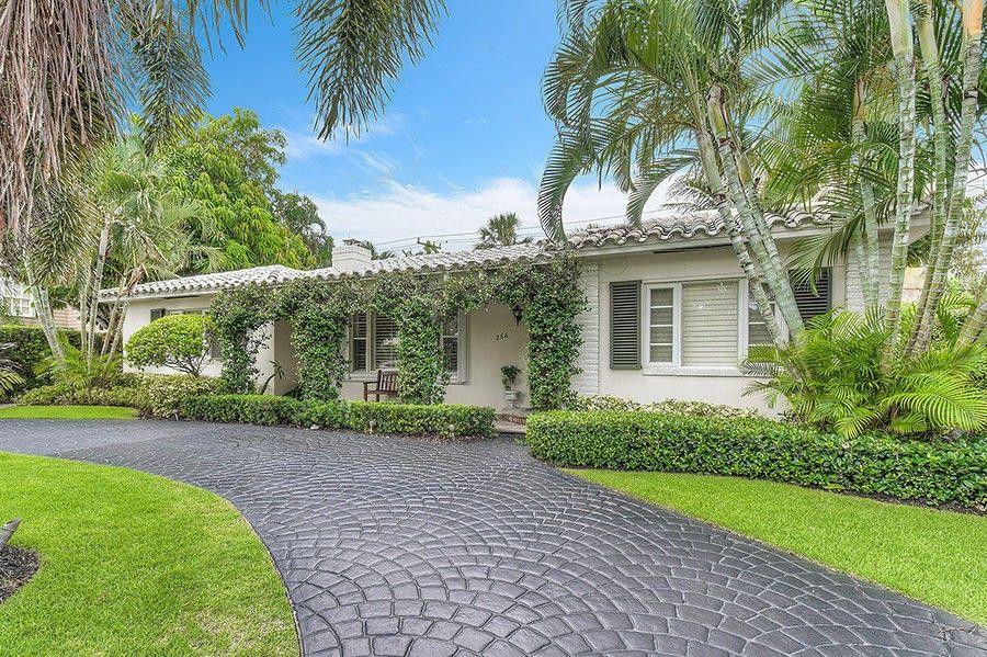 266 Orange Grove Rd Palm Beach Fl 33480
