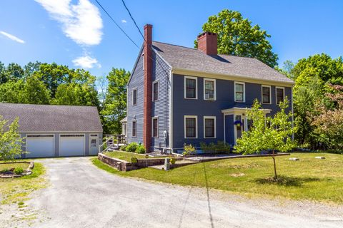 Photo of 459 Oyster River Rd, Warren, ME 04864