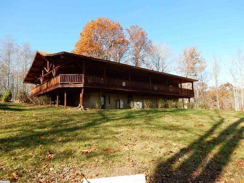909 Jackson River Tpke, Hot Springs, VA 24445