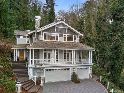 4705 E Mercer Way, Mercer Island, WA 98040