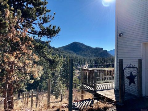 Photo of 483 Crow Valley Rd, Bailey, CO 80421