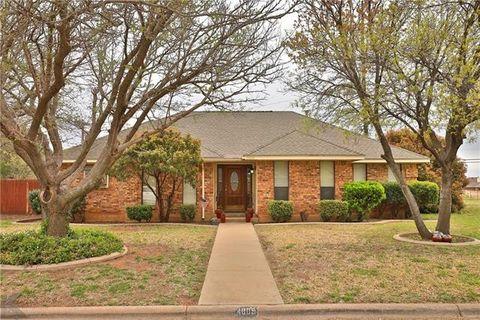 Champions Abilene Tx Real Estate Homes For Sale Realtor Com