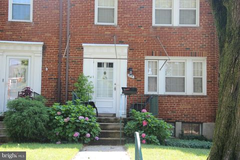 Photo of 319 Stratford Rd, Baltimore, MD 21228