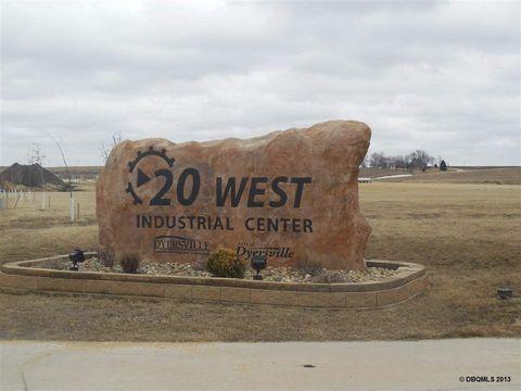 Hwy 20 West Industrial St, Dyersville, IA 52040