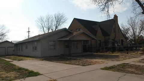 419 Somerville St N, Pampa, TX 79065